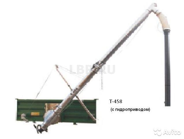 Шнековый транспортер т 458 правила организации технологического процесса на элеваторе